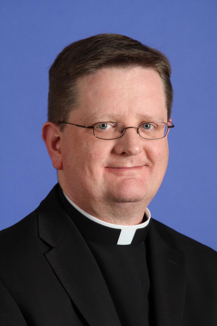 Monsignor Joe Corbett : Pastor