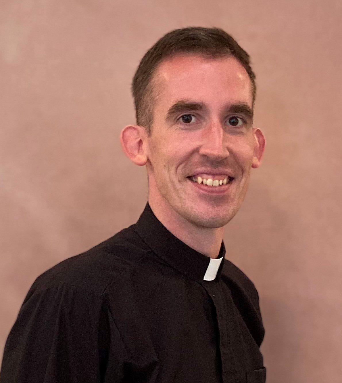 Father Paul Nacey : Parochial Vicar